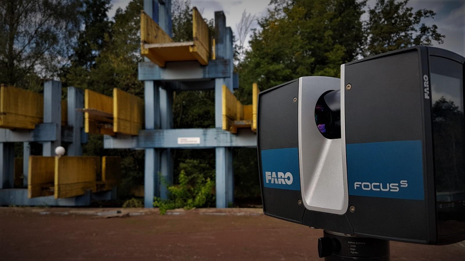 Terrestrisches Laserscanning